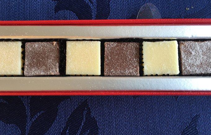 酢のチョコレートをGINZA SIXで限定販売!新感覚酢のくろ酢の生ショコラ