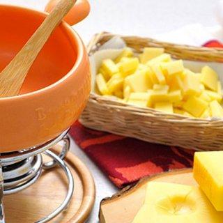 こんどの休みには和風チーズフォンデュで新感覚のホームパーティー!
