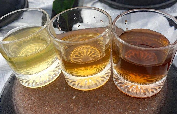 一面に広がる壺畑は圧巻!飲みやすくて美味しい、霧島の『坂元醸造』の「くろず」