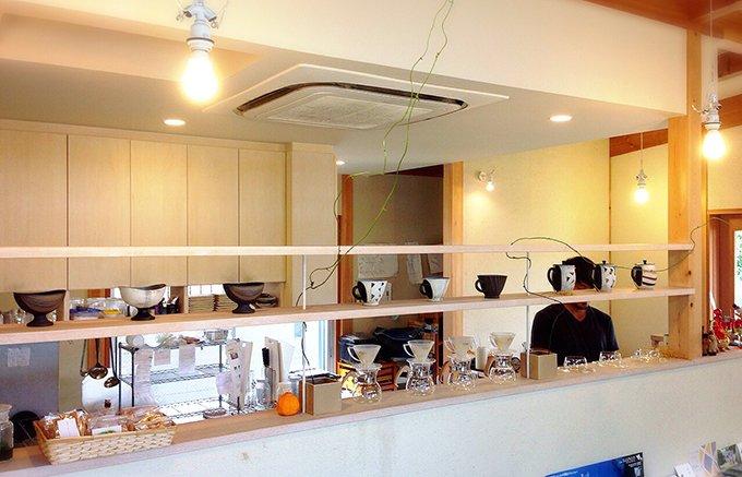 大阪府枚方市「なかなかの森」喫茶室の「森のラスク」はいつも変わらぬ懐かしい味