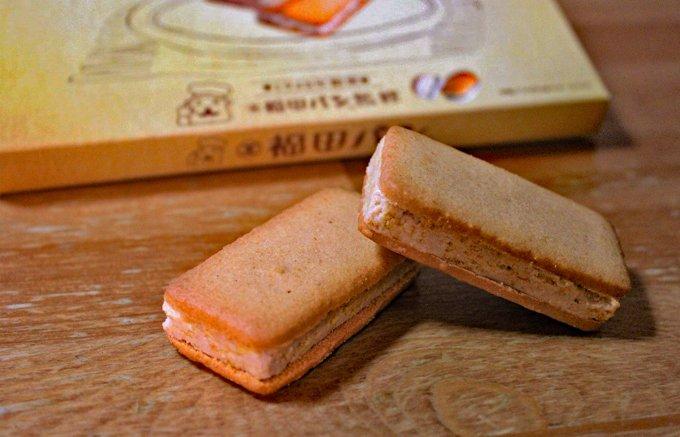 あの岩手県民のソウルフード「福田パン」がクッキーに!「あんバターサンドクッキー」