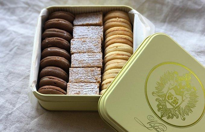 感動のしっとり感!銀座で買える本場のオーストリア系クッキー