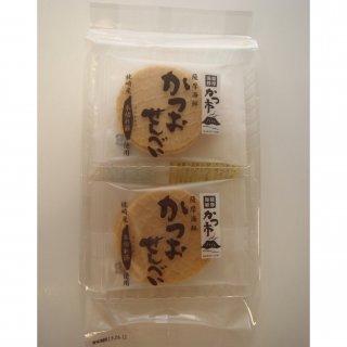 出汁の文化がある日本ならでは!本鰹節を使った「かつおせんべい」