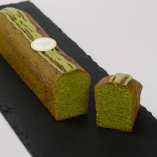 日持ちもして手土産にもピッタリ!明日葉の香りと味がたまらない「パウンドケーキ」