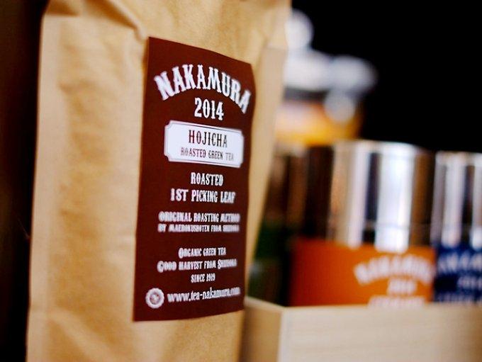 若い力が結集!静岡茶の革命!上質・こだわり・デザインが融合したNAKAMURA