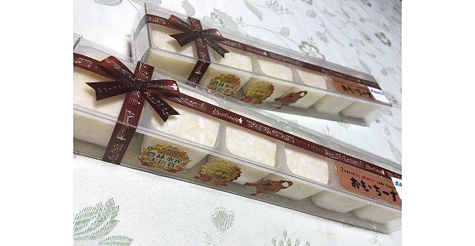北海道の大人気!のび~る!お餅みたい!わらく堂のチーズケーキ「おもっちーず」