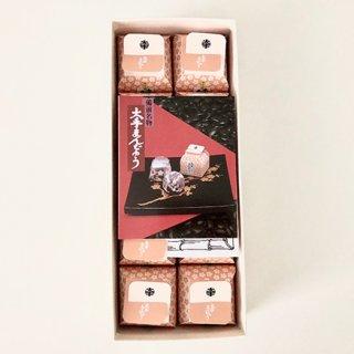 日本3大まんじゅう全部知ってますか?麹のふんわりした絶品「大手まんぢゅう」