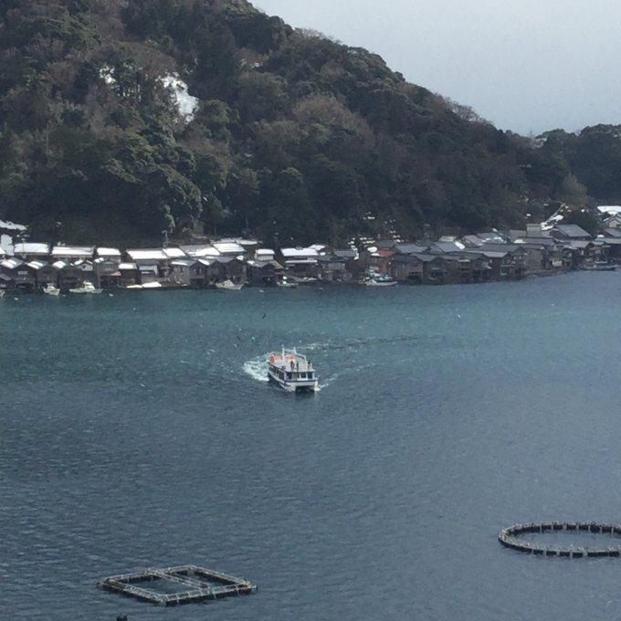 春にぴったりなピンク色の日本酒!京都の小さな漁村で作られる「伊根満開」