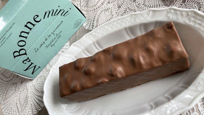 白金の老舗ショコラティエ・エリカで大切に作られたミルクチョコレートバー