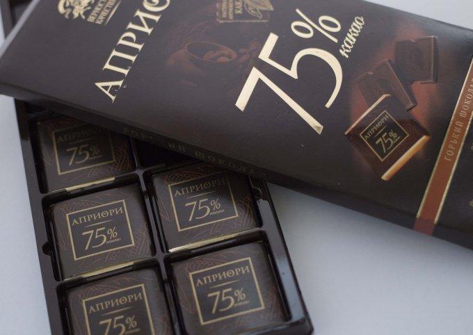 ロシアの高級感溢れるチョコレート!ワインにぴったりな「アプリオリ」