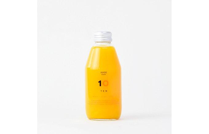 GINZA SIXでも大人気!「10 FACTORY」の愛媛県産みかんジュース