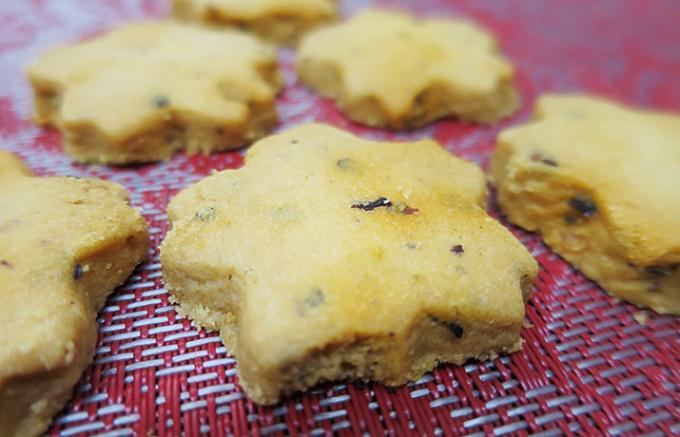 2015ブレイクの予感?香港発「ツマミ系辛口クッキー」