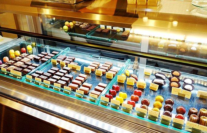 ショコラとマシュマロの華麗なる融合!ル・プティ・ボヌールのマシュマカロン。