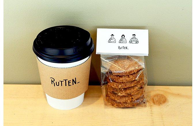「コーヒーに合うクッキー」と「お酒に合うクッキー」