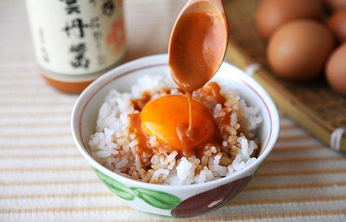 """卵かけご飯の秘伝レシピ集 """"卵""""と""""ご飯""""と何かける? - ippin(イッピン)"""