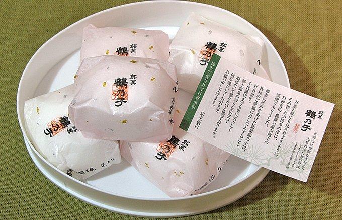 子供の頃に感動したお菓子 博多名物「鶴乃子」