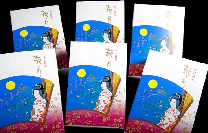 宮城の定番なお土産といえば、1979年からずっと人気の『萩の月』