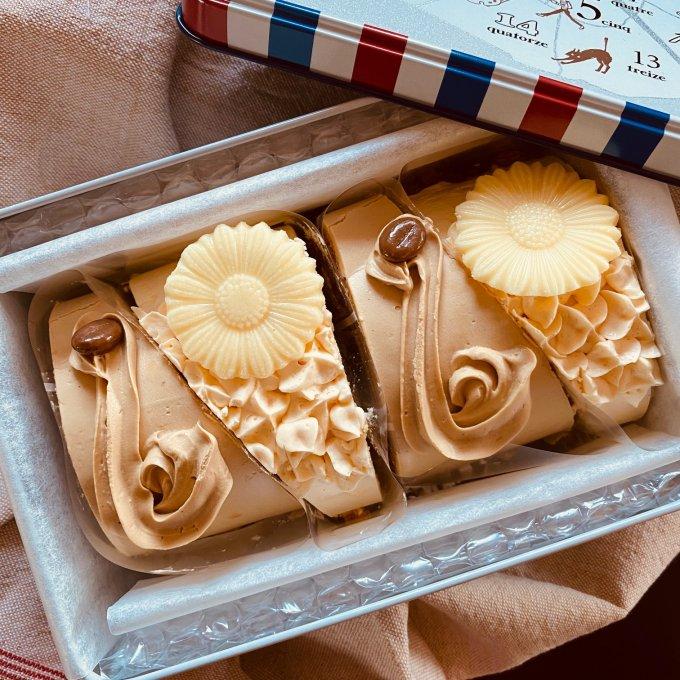 クラシカル、でも新しい!  「フランス菓子 タマミィーユ」の缶入りスイーツ