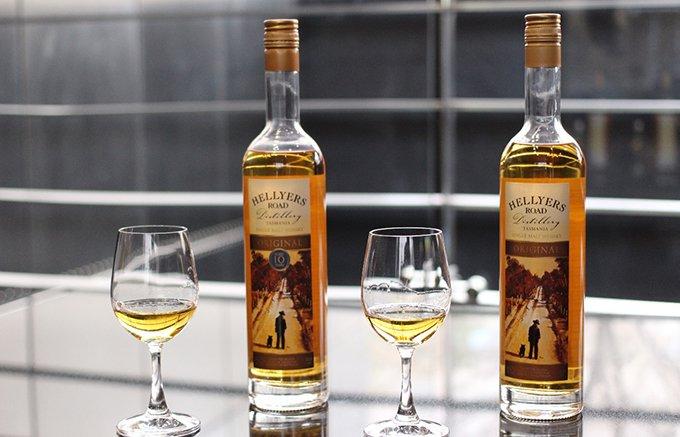 美しい自然の宝庫タスマニアから世界へ!個性豊かなウイスキー「ヘリヤーズ・ロード」