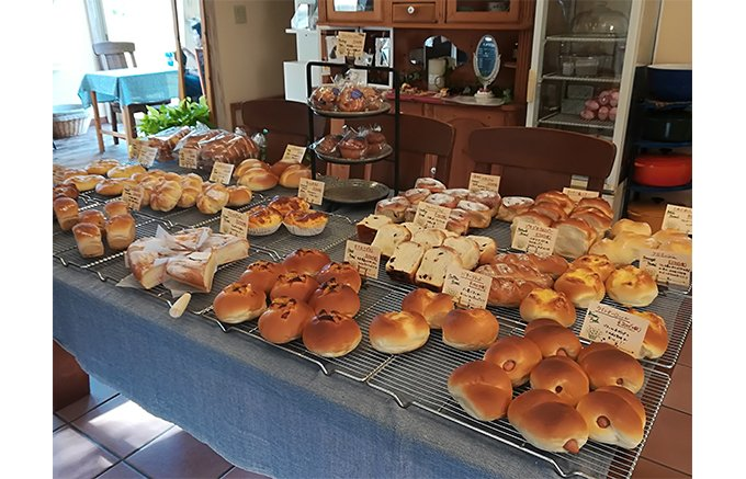 クルーズトレイン「ななつ星in九州」で採用されたふわふわパン
