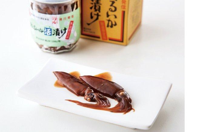 シーズン到来! 富山が誇る「海の宝石」ホタルイカを生きたまま醤油漬けにした活漬け