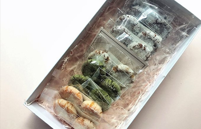 オトナの甘露なご褒美焼き菓子 シチリア伝統の「パスタ・ディ・マンドルラ」