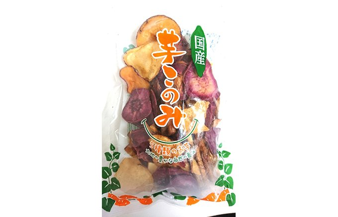 ポテトチップなのにポテトチップの棚に並ばない日本の素材菓子