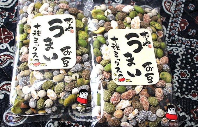 全国から申し込み殺到!生産が追いつかない会津の豆菓子