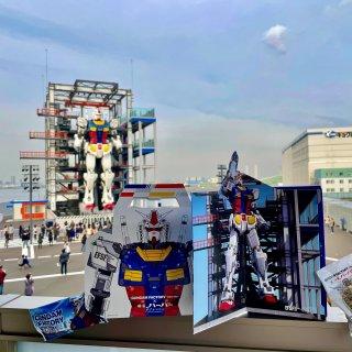 """横濱銘菓と""""GUNDAM FACTORY YOKOHAMA""""のコラボ商品が登場"""