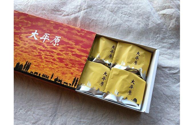 家族で大好き!北海道「六花亭」の「大平原」