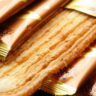 浜松「うなぎパイ」最高級バージョン!真夜中のお菓子の名に相応しいブランデー入り!
