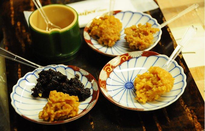 伝統的な手法が醸(かも)す秋田豪雪地の味噌
