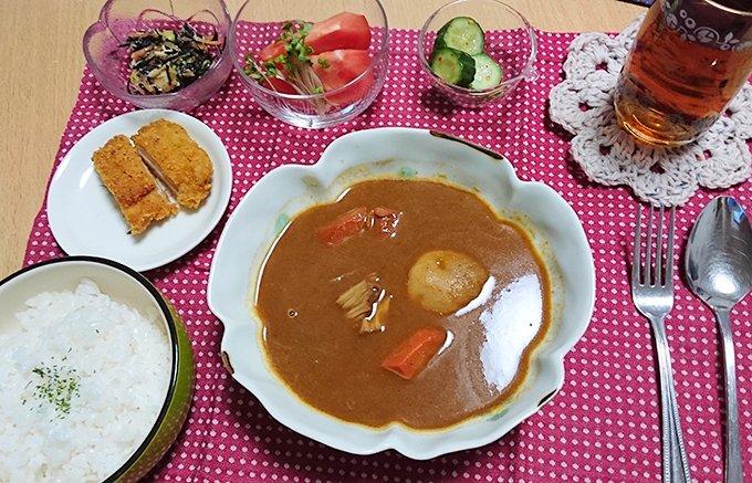 ホタテ専門店が本気で作ったスープカレー!