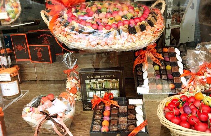 """パリの老舗で見つけた!南フランス・プロヴァンス地方の""""幸せのお菓子""""「カリソン」"""