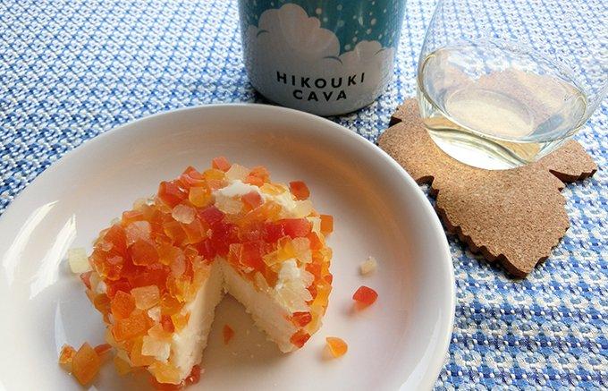 まるで食べる宝石箱!北海道:ニセコチーズ工房の二世古「雪花」