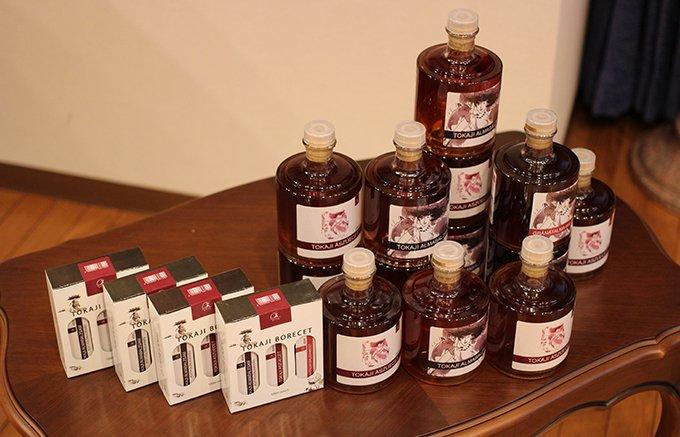 最高に贅沢な貴腐ワインビネガー!世界遺産の地から届く「トカイ ボル・エセット」