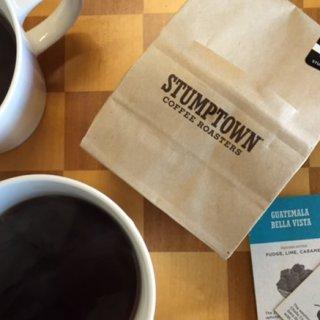 香りのテイスティングはワインのごとし!「スタンプタウン・コーヒー・ロースターズ」