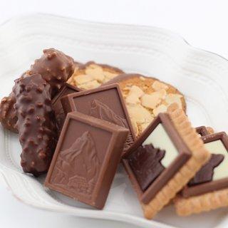 90年以上愛される!クリーミーな本場のミルクチョコレート「スイスデリス」