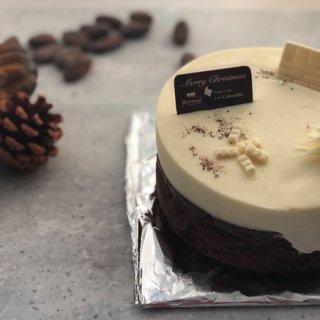 シングルオリジンを丸ごと楽しめる『Minimal』の限定クリスマスケーキ
