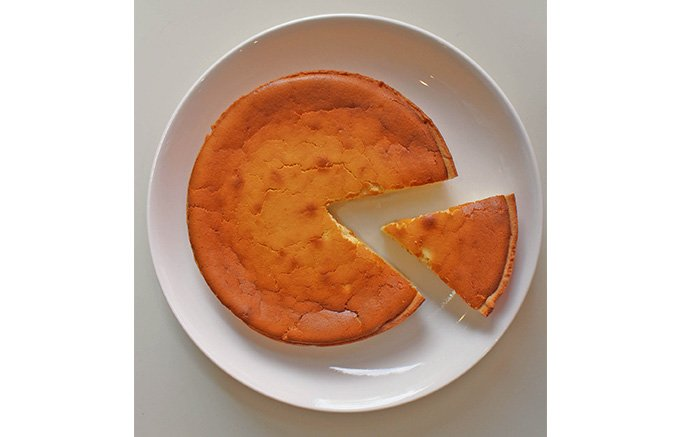 こだわりいっぱいの「チーズタルト」焼き立てをぜひ味わってみませんか?