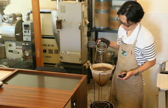 通販に最適!自宅のアイスコーヒーが本格的になる『しゃん珈琲』のアイスコーヒー
