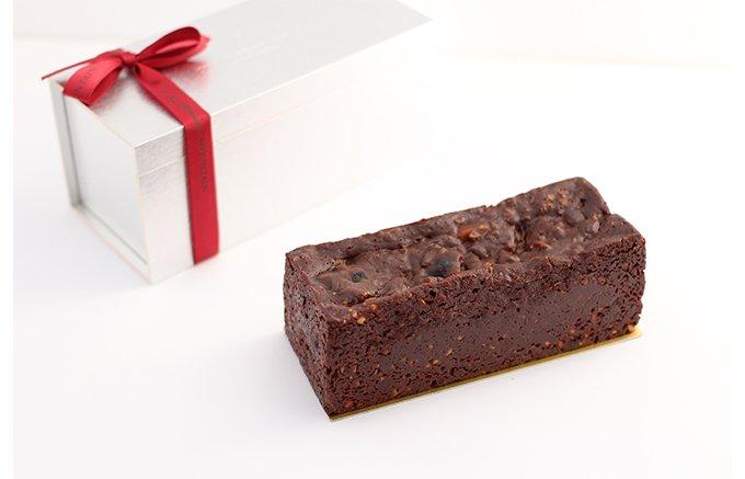 ドライフルーツやナッツがギッシリ詰まった!濃厚チョコレートの「ベラベッカ」