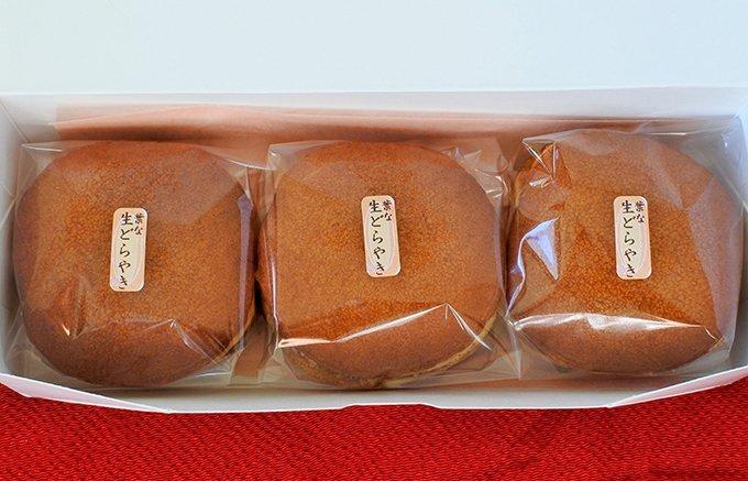 もう食べた?もう和菓子とはいえないかもしれない新感覚の「生どら焼き」