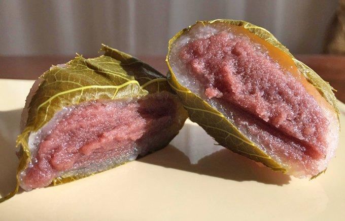 どこまでもシンプルで美味しい。季節を楽しむ和菓子『御菓子所ちもと』の「桜餅」