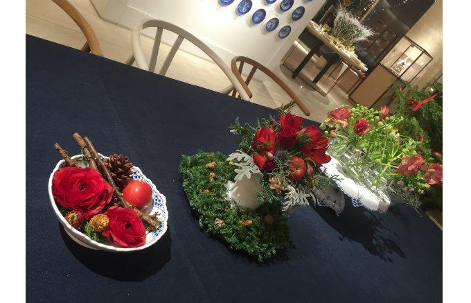 コバルトブルーの絵柄が特徴!食卓を彩る『ロイヤル コペンハーゲン』の食器