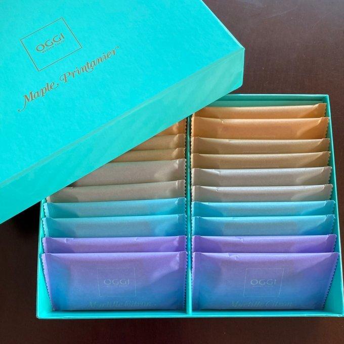感謝の気持ちを込めて贈りたい! 目黒「OGGI」の名品「メープルプランタニエ」