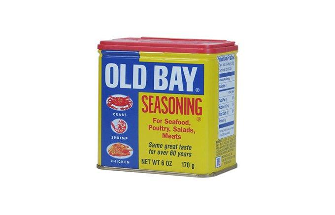 キッチンに置いておくだけでオシャレそして何よりも便利な「OLD BAY」
