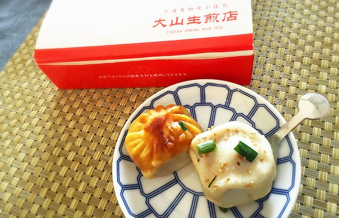 自由が丘で味わえる、上海発祥の点心「焼小籠包」