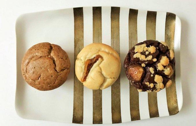 全種類食べたい!美味しくてヘルシーな『mai-bake!MOMO』米粉マフィン