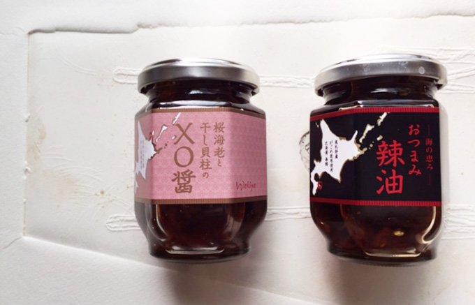 脇屋友詞が手がけた北海道の素材を贅沢に使った「小麦麺」と「XO醤」